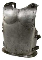 LARP Platemail- BackPlate - Dark warrior/Drake